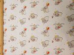 Dumbo and Timothy mouse Walt Disney - Fabric - Price Per Metre